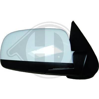 Nouvelle aile en verre miroir C3 Picasso côté conducteur 2009 /& GT